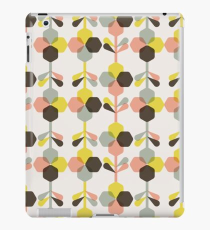 Blooms in blush iPad Case/Skin