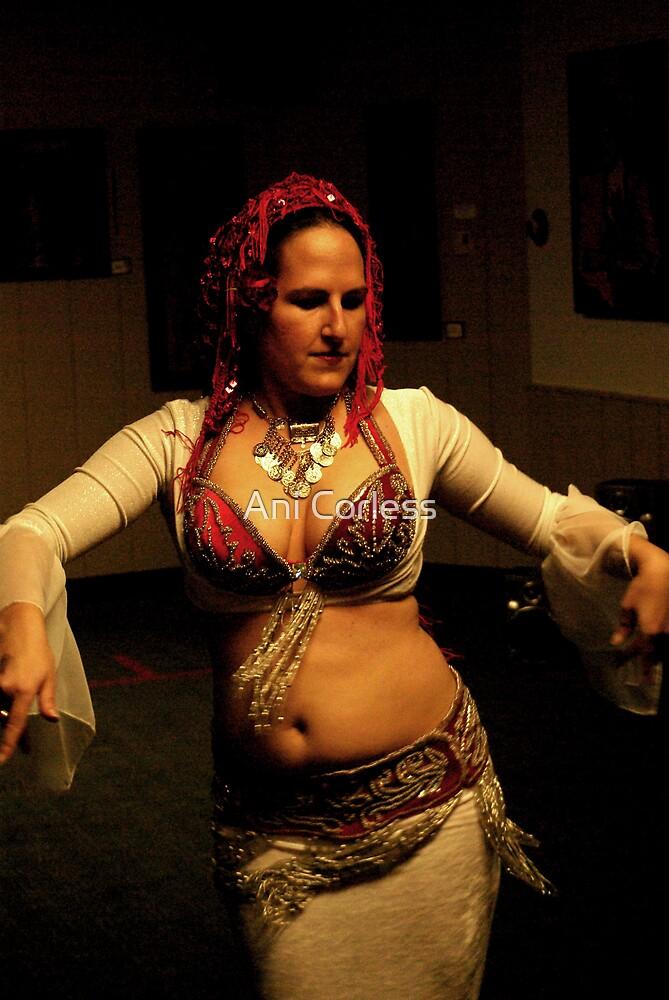 Dancing Girl by Ani Corless