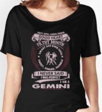 I Am A Gemini - Best Design Women's Relaxed Fit T-Shirt