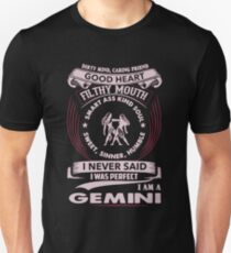 I Am A Gemini - Best Design T-Shirt