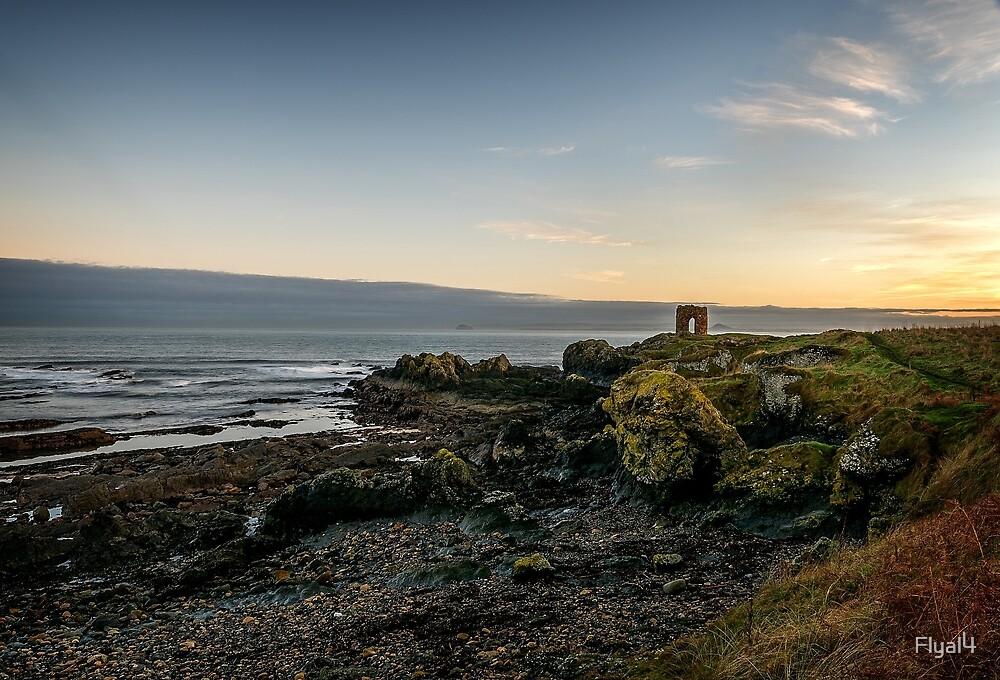 Coastline by Alan Sinclair