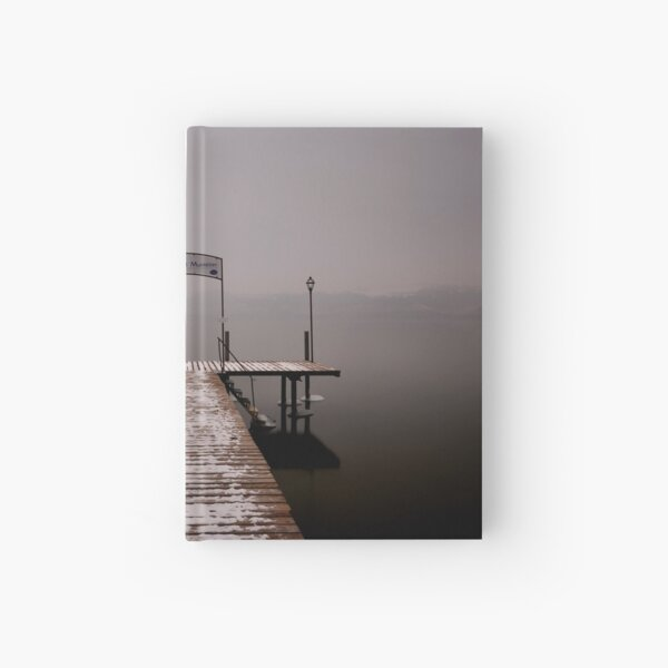 Lac de Morat.....Switzerland Hardcover Journal