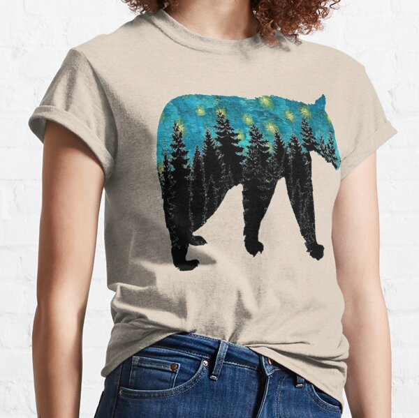 Evening with Fireflies Classic T-Shirt