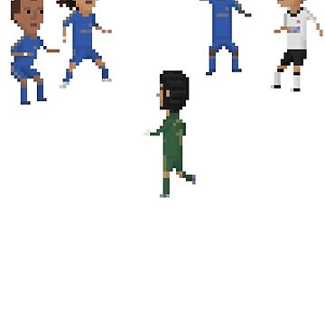 Mundial 2012 by 8bitfootball