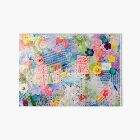Spring Has Sprung Art Board Print