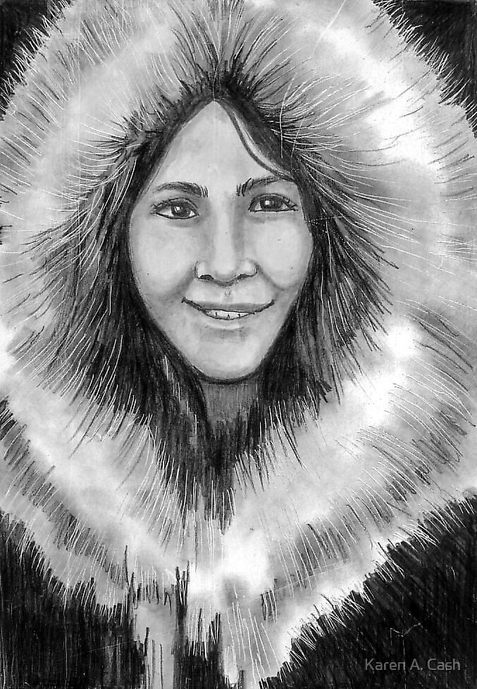 'Ola'-Noatak (tribe) by Karen A. Cash