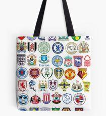Football teams Tote Bag
