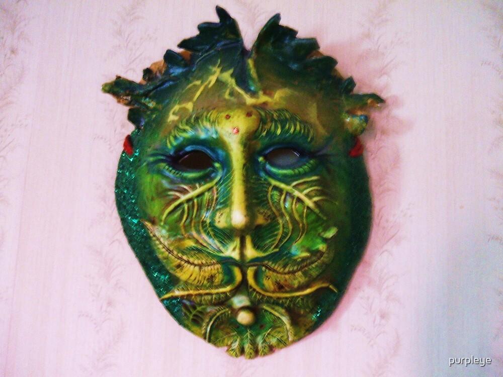 """""""greenman"""" by purpleye"""