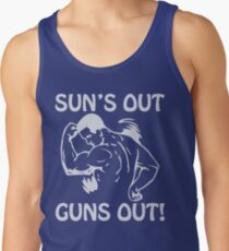 Sun's Out, Guns Out Tank Top