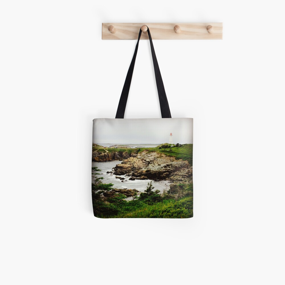 Louisbourg Lights Up My Life Tote Bag