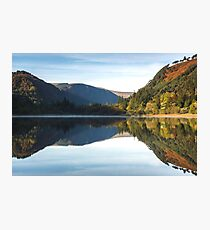 Glendalough Reflections Photographic Print