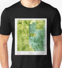 USGS TOPO Map Florida FL Little Cypress Swamp 347232 1974 24000 Unisex T-Shirt