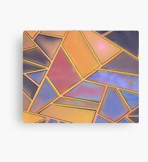 line grapic simple Canvas Print