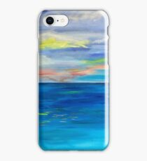 ,Nova Scotia Sea iPhone Case/Skin
