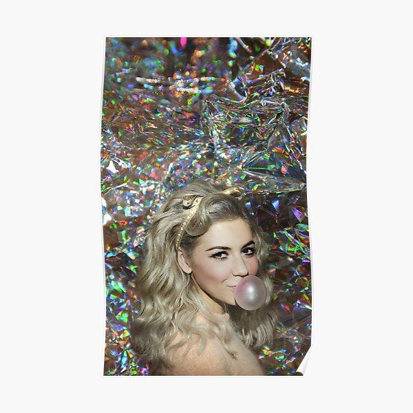 Marina - Holographic Poster