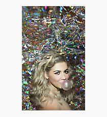 Marina - Holographic Photographic Print