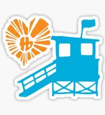 HeartShine Tower Sticker
