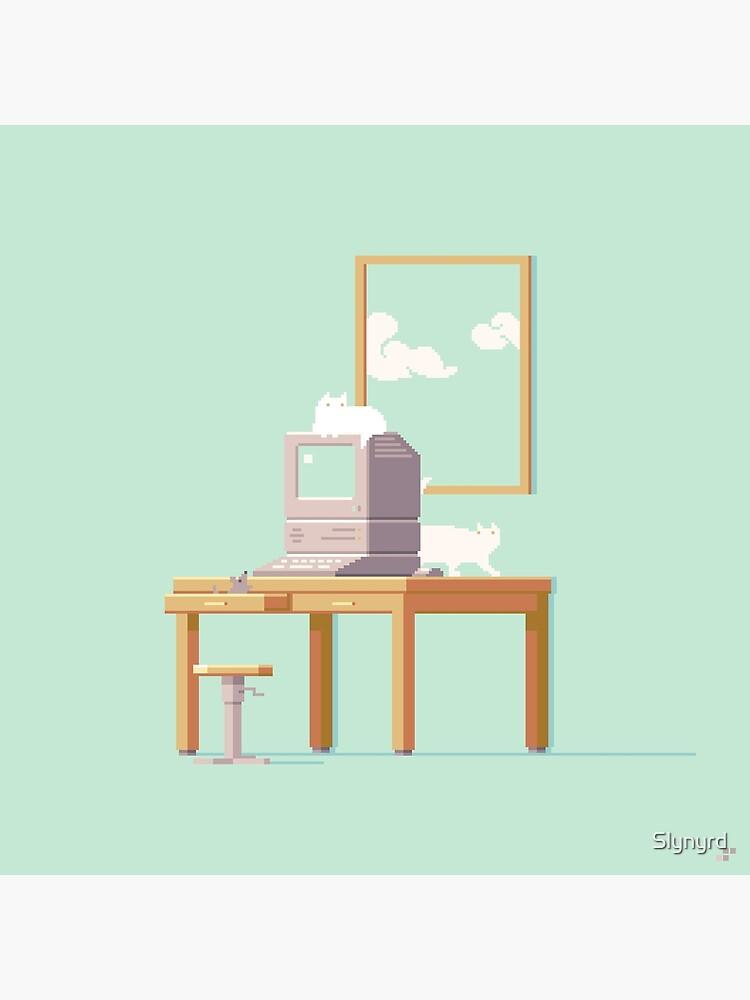 Computer by Slynyrd