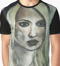 Babydoll Sucker Punch - Watercolour painting Graphic T-Shirt