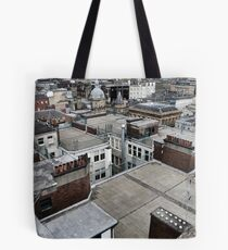 Rooftops of Glasgow Tote Bag