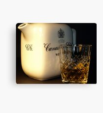 CANADIAN CLUB Canvas Print
