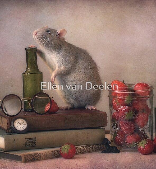 Jimmy .... by Ellen van Deelen