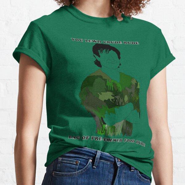 Looky Looky I Got Hooky (w/ quote) Classic T-Shirt