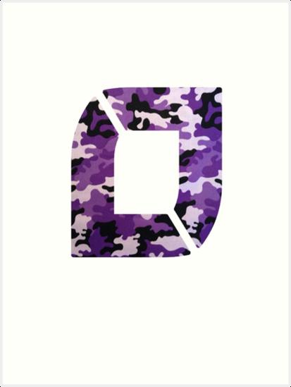 d36772698bca42 NoFlo Purple Camo Chest Logo