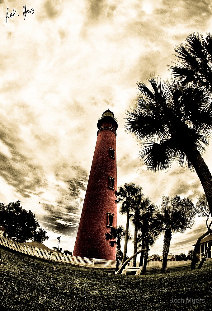 Ponce Inlet Lighthouse, Florida by Josh Myers