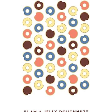 Jelly Donut by mgwinchell
