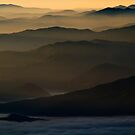 Smoky Mountain Sunrise by dlhedberg