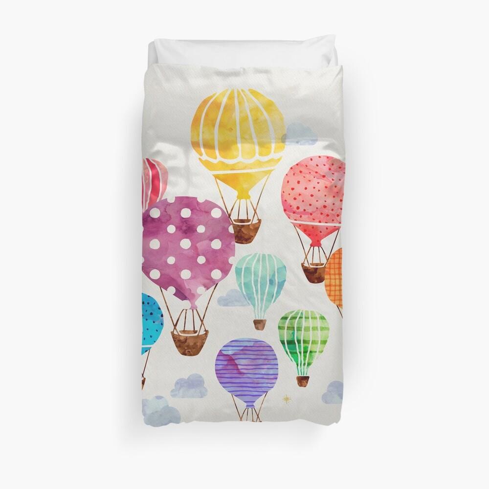 Heißluftballon Bettbezug