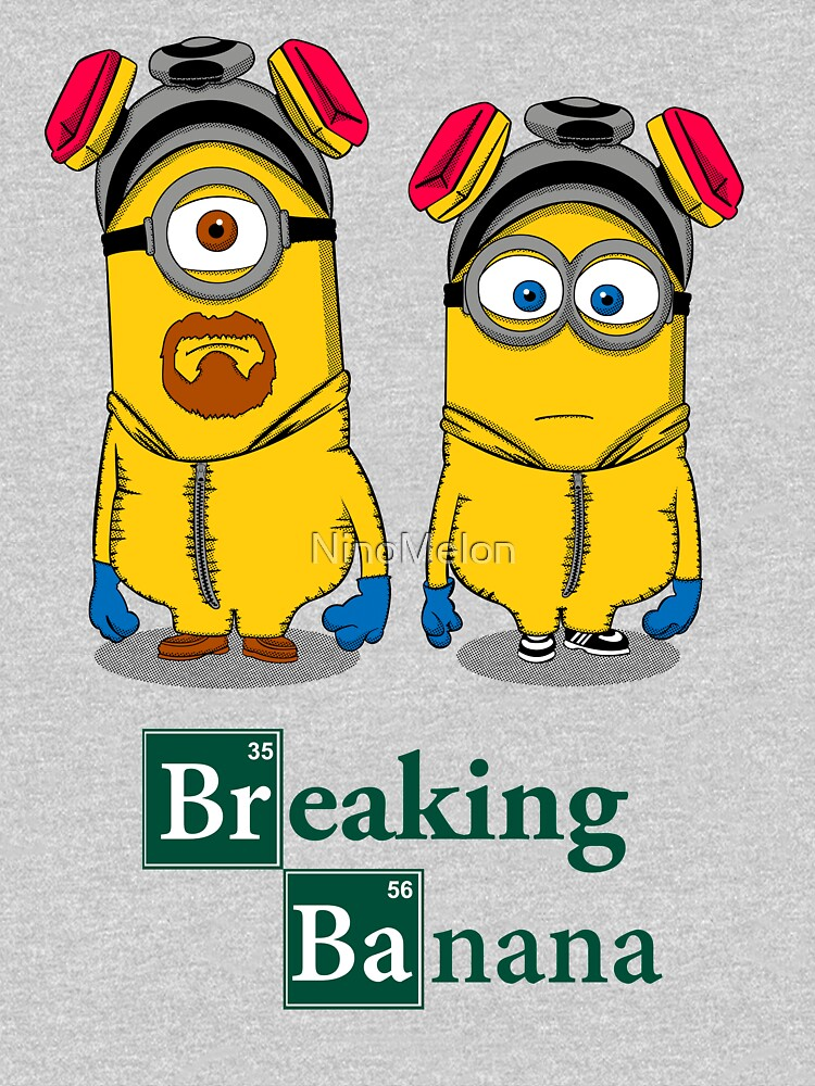 Breaking Banana | Unisex T-Shirt