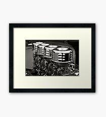 Fuel Framed Print