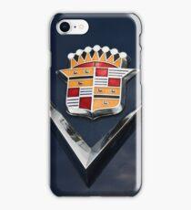 Cadillac Crest iPhone Case/Skin