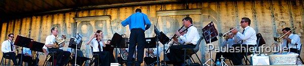 hobson bay city band play  by Paulashleyfowler