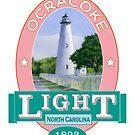 Ocracoke Lighthouse by James & Laura Kranefeld