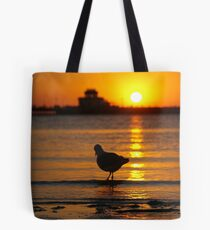 St Kilda Sunset Tote Bag