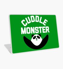 Vinilo para portátil Cuddle Monster