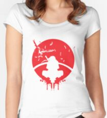 red moon Women's Fitted Scoop T-Shirt