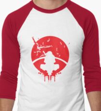 red moon Men's Baseball ¾ T-Shirt