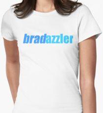 Bradazzler Logo Women's Fitted T-Shirt