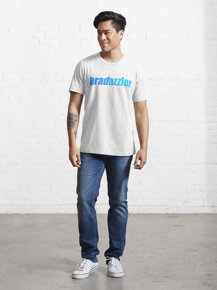 Alternate view of Bradazzler Logo Essential T-Shirt