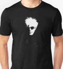 Face Andy Warhol  Unisex T-Shirt