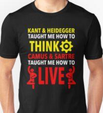 philosophy of life 3 T-Shirt