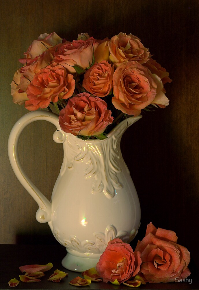 Victorian bouquet by Sashy