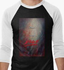 TRUST MY RAGE Men's Baseball ¾ T-Shirt