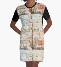 London Graphic T-Shirt Dress