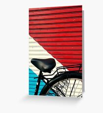 BikeLife Japan Greeting Card