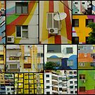 Tirana Collage by TalBright